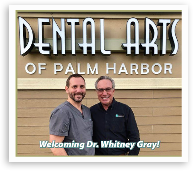 Palm Harbor Dentist Dr. Gray
