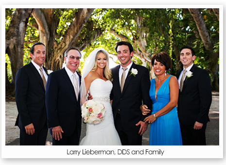 Palm Harbor Dentist, Dr Lieberman and Family
